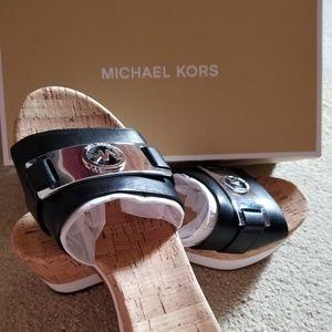 NWT Michael Kors sandles